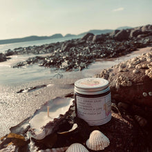 Load image into Gallery viewer, No 7: Summer Isles Sunset Dip. Grapefruit, Lemongrass & Lime, Essential Oil Candle Jar.