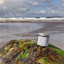 Load image into Gallery viewer, No 2: White Horses of The Minch. Lime, Basil and Mandarin, Luxury Candle Jar.