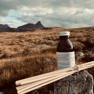 No 5: Stac Pollaidh - Jam Sandwiches, Raspberry & Black Pepper, Luxury Reed Diffuser
