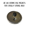 Democratic Donkey Pinback Button Stronger Together Pins Buttons For the People