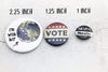 Feminist Pins Pinback Buttons Set of 5 Pins Buttons For the People