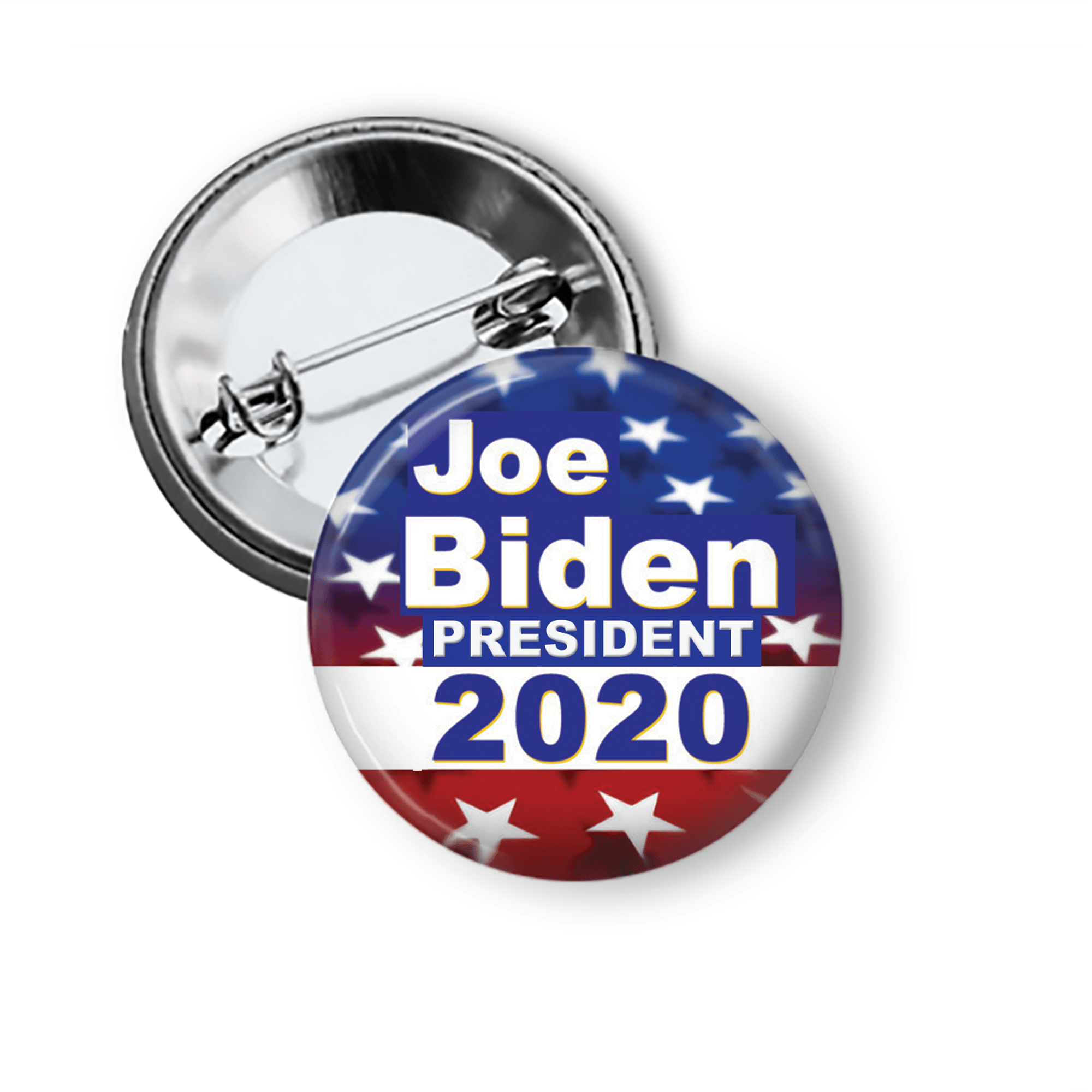 Joe Biden 2020 Campaign Button Pins Buttons For the People