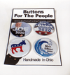 Joe Biden Campaign Buttons Democratic Campaign PinsSet of 4 Pins Buttons For the People