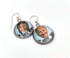 Joe Biden Kamala Harris 2020 Campaign Vote Earrings Earrings Buttons For the People