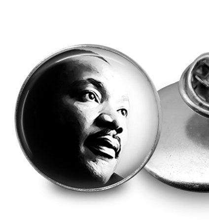 Martin Luther King Lapel Pin Lapel Pin Buttons For the People