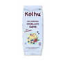 Kolhu Old-Fashioned Steel-Cut Oats 1.8 KG [Pack of 2, 900g Each]