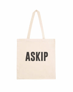 "Tote Bag ""Askip"""