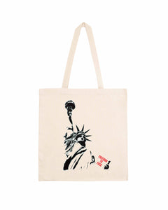"Tote Bag ""Freedom to Fuck"""