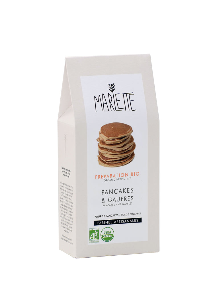 Marlette Pancakes and Waffles
