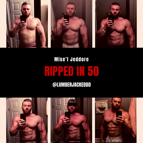 Ripped in 50 Days