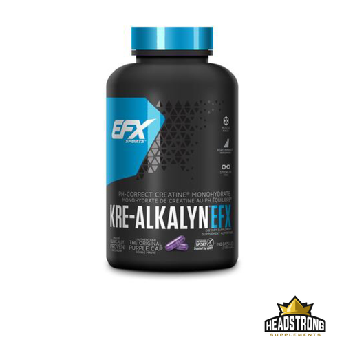 EFX Kre-Alkalyn (192 Caps.)
