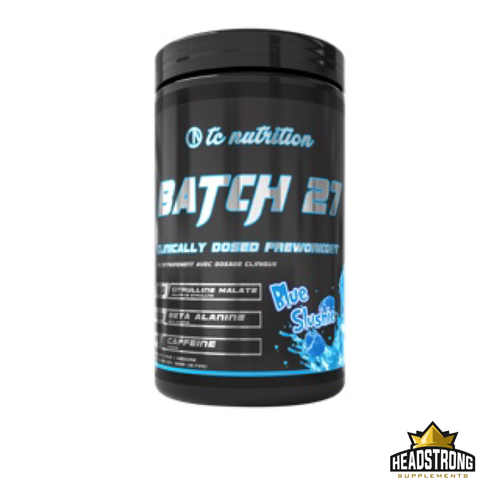 TC Nutriton Batch 27 Pre Workout (40 Serv.)
