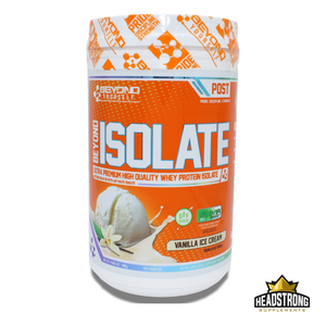 Beyond Yourself Isolate Whey Protein (2 lbs.)