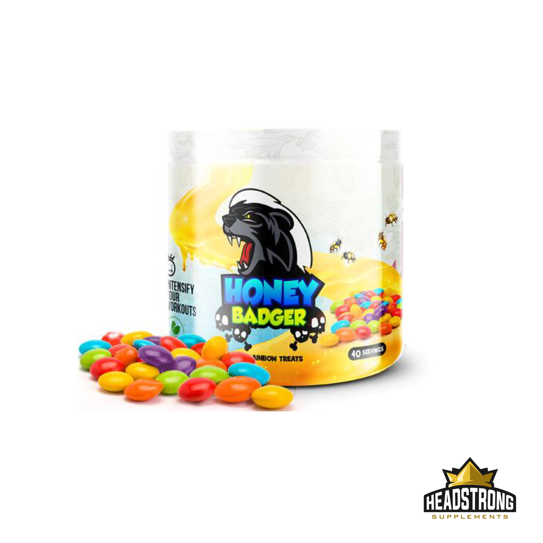 Yummy Sports Honey Badger (40 Serv.)