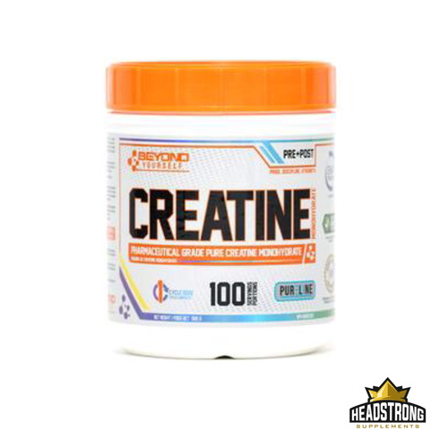 Beyond Yourself Creatine Monohydrate (100 Serv.)
