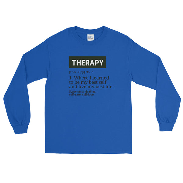 Therapy Defined Long Sleeve T