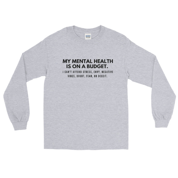 My Mental Health Is On A Budget LST