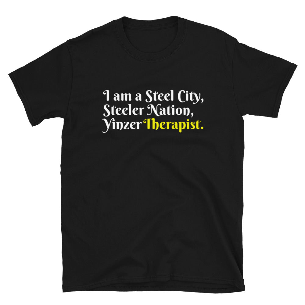 Yinzer Steeler Steel Therapist