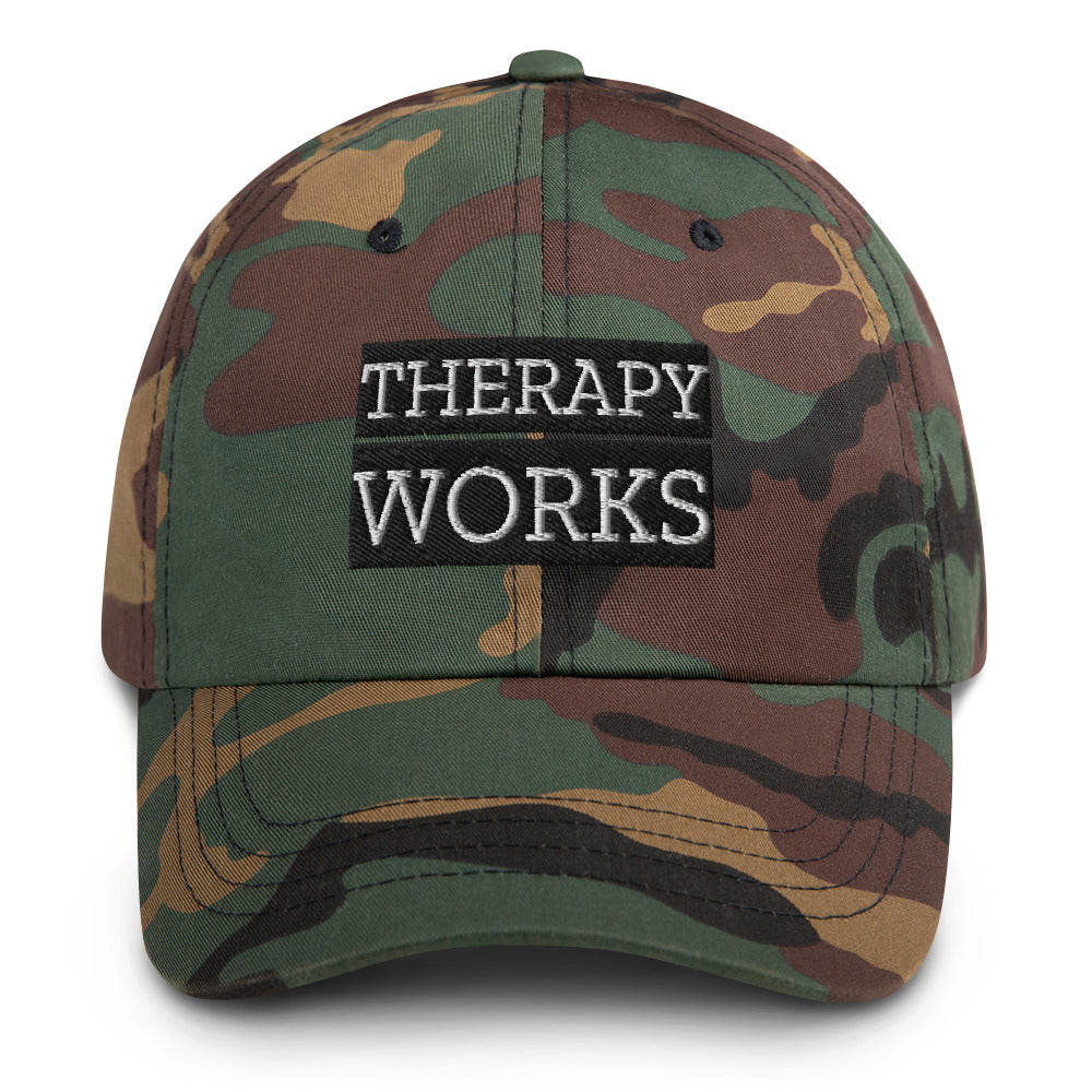 THERAPY WORKS HAT