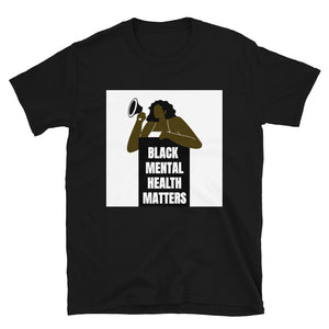 Say it - Black MH Matters T