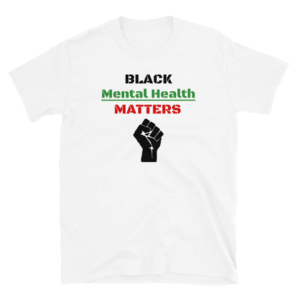 Black Mental Health Matter T