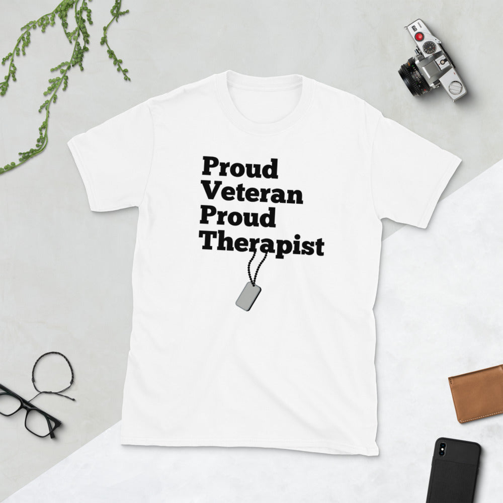 Proud Therapist