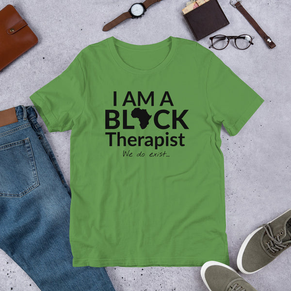 Black Therapist Roots T (9 colors)