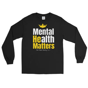 HE MATTERS Long Sleeve T