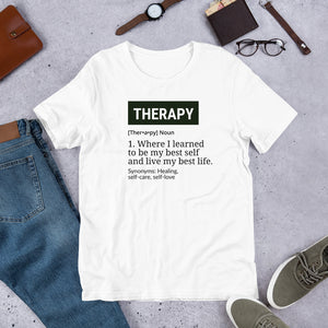 Therapy Definition T