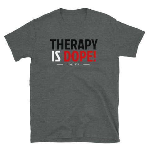 Therapy is dope T