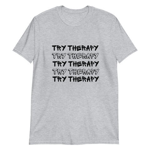 Try Therapy X5 T  (Black Print)