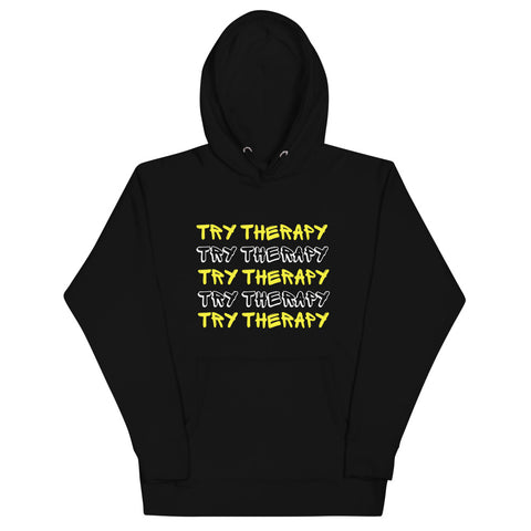 TRY THERAPY X5 Premium Hoodie