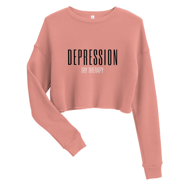 Depression Crop Top