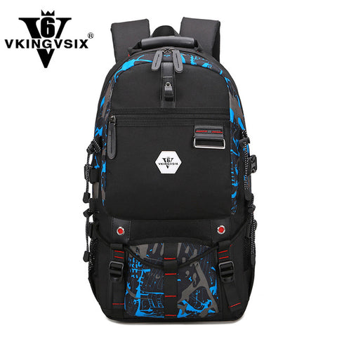 15.6 Inch USB Waterproof Laptop Backpack