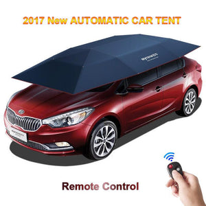 Automatic Car Tent With Remote Control