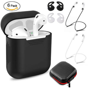 6pcs Airpod Accessories Kit