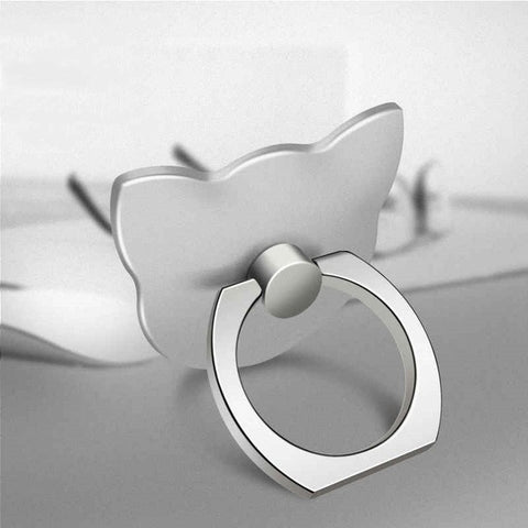 Finger Ring Stand Holder For iPhone & Smartphone