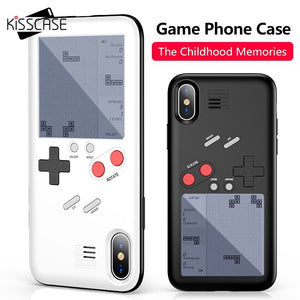 Retro Game Machine Phone Case For iPhone