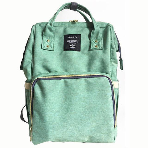 The Ultimate Combo Mommy Diaper Backpack