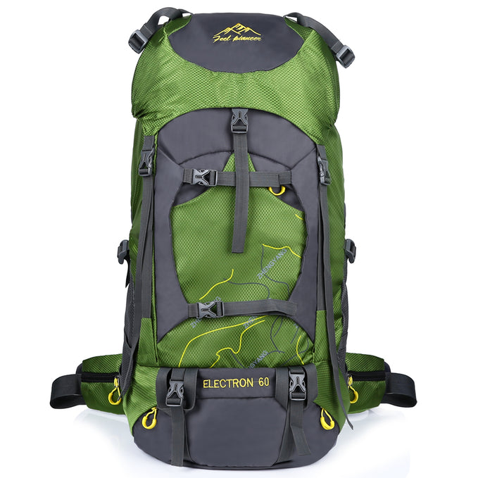 Ideal Travel Backpack for Mountaineering