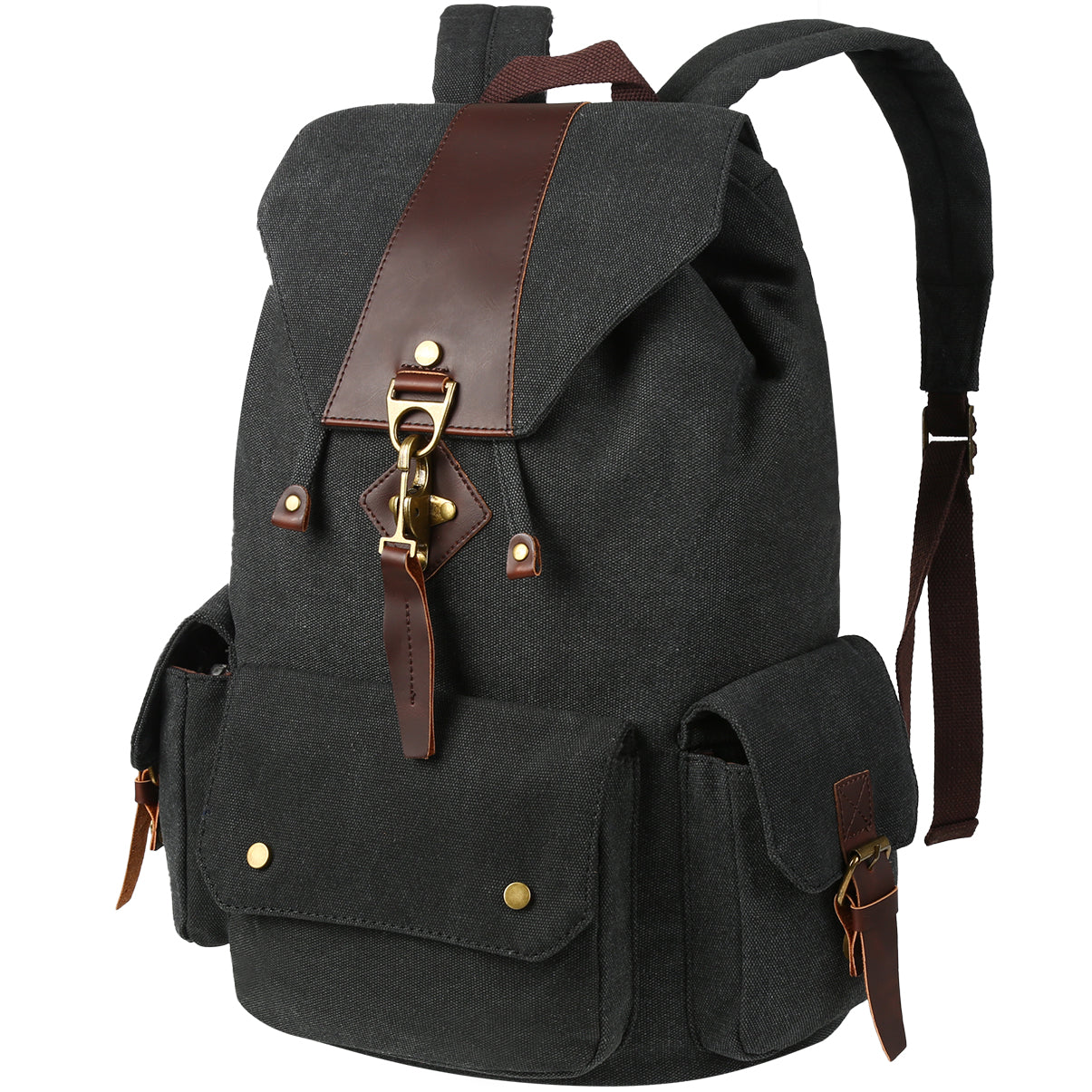 Styling tips for Canvas and Leather Backpacks