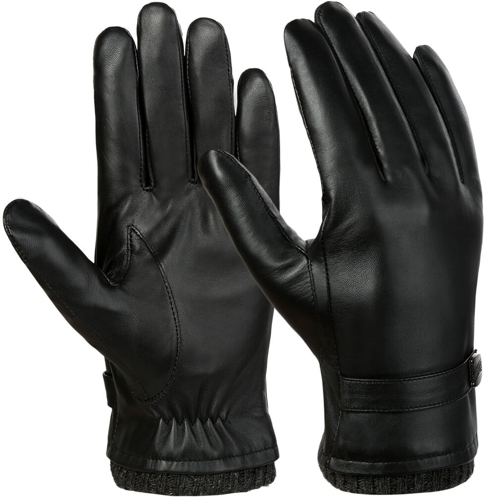 Motorcycle glove materials