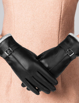 How To Choosing Ladies Leather Gloves For Winter