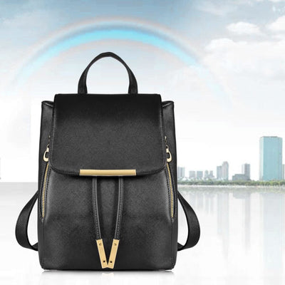 New Style Fashionable Womens Backpack Stylish Lovely School Shoulder Handbag - Backpacks