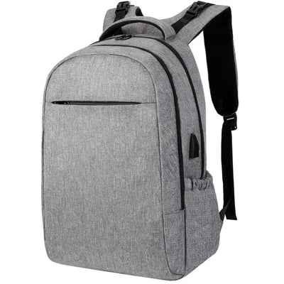 Vbiger Large-capacity Backpack Versatile Diaper Bags Smart Travel Shoulders Bags - Backpacks