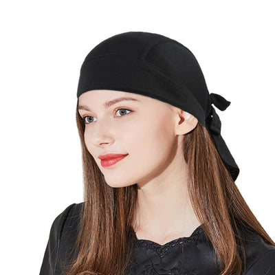 Vbiger Men Women Sports Skull Cap Breathable Bandana Headwrap Quick-dry Riding Beanie Hat Lightweight Cycling Cap Portable Running Beanie