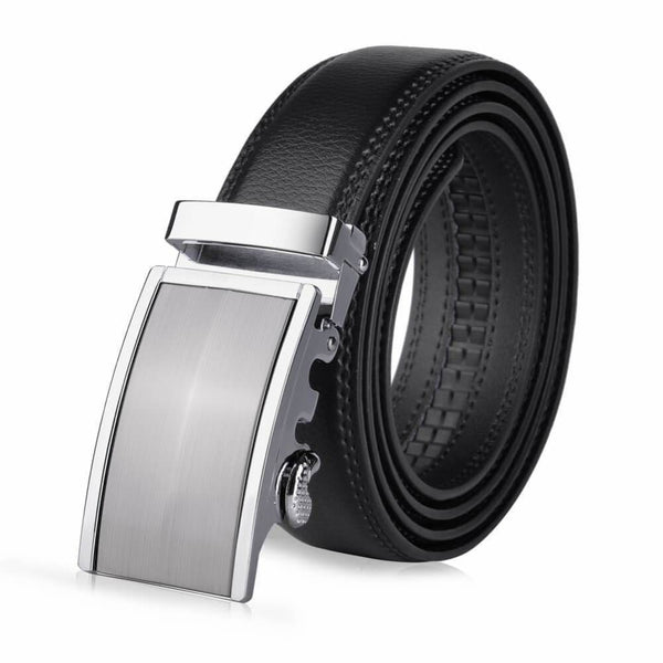 Vbiger Mens Belts Automatic Buckle Waist Belt 1.5 - Belt