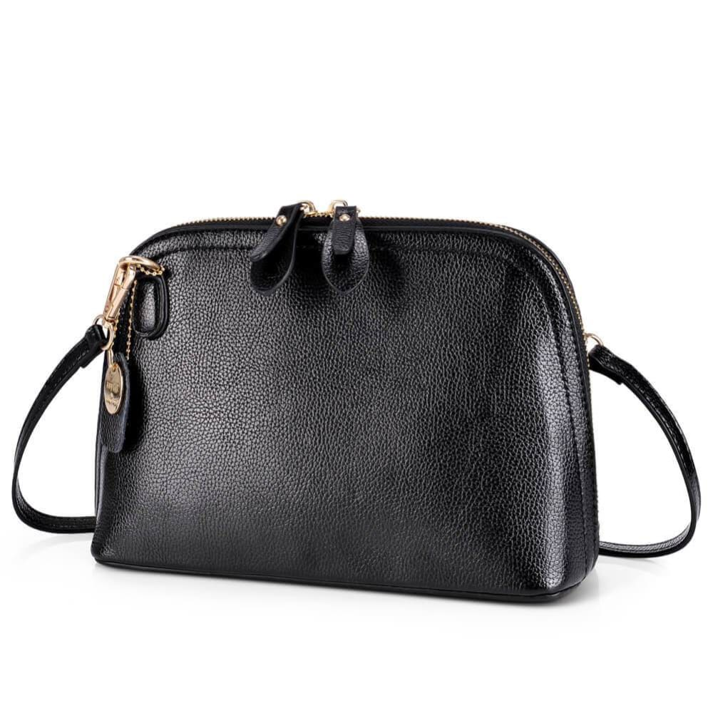 Vbiger Women Handbag Fashion Casual Bag PU Leather Small Shoulder Bags Tote Bags - Bag