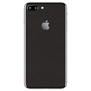 iPhone 7 Plus ALCANTARA Black Skin
