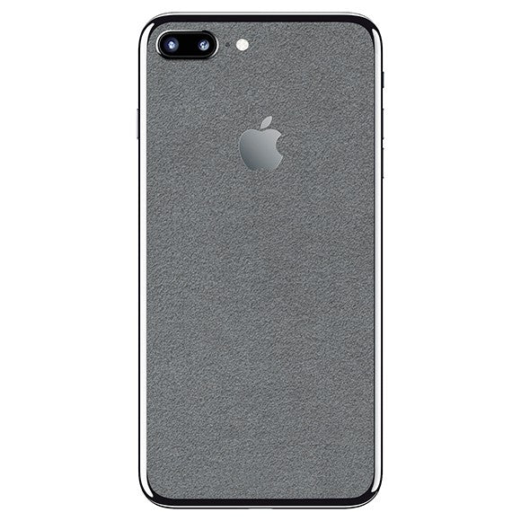 iPhone 7 Plus ALCANTARA Gray Skin
